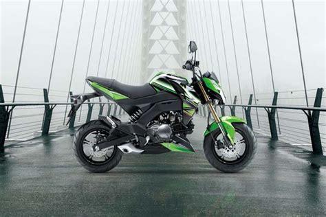 Kawasaki Z125 Pro Picture by New Kawasaki Z125 Pro Prices Mileage Specs Pictures