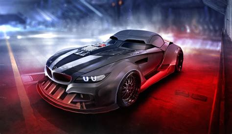 modded sports cars the modded cars star wars characters drive carwow