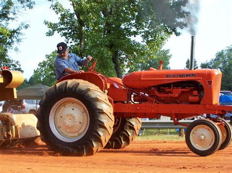 so who here tractor is into local tractor pulling dodge