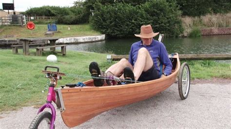 Build Your Own Pedal Boat by Always Pedal Your Own Canoe