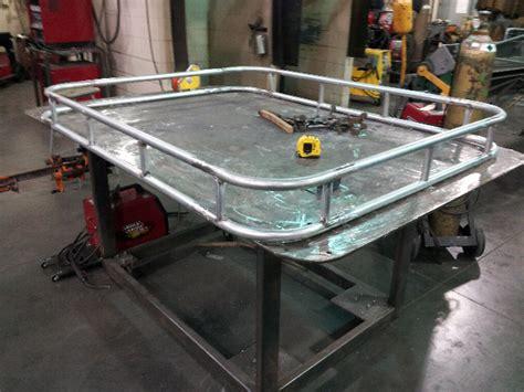 conduit roof rack emt conduit roof rack build page 2 jeep forum