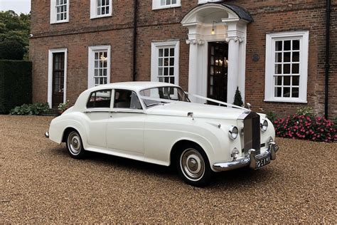 1960 Rolls Royce Silver Cloud Ll Wedding Car London