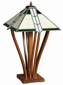 Simply Amish Table Lamp Arts Crafts Master Bedroom