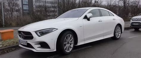 Find great deals on ebay for mercedes cls 350 amg. 2018 Mercedes-Benz CLS 350 Looks Underwhelming in White - autoevolution