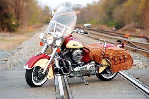 Indian Motorcycle Company Returns
