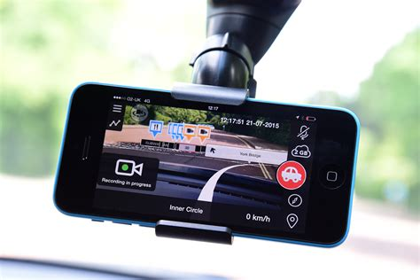 Best In-car Dashboard Camera Apps 2016/2017