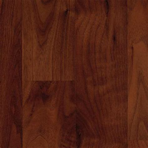 mohawk brentmore russet walnut laminate flooring 5 in x