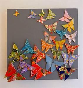 Papillon Papier De Soie : 1000 id es sur le th me papillons en papier sur pinterest ~ Zukunftsfamilie.com Idées de Décoration