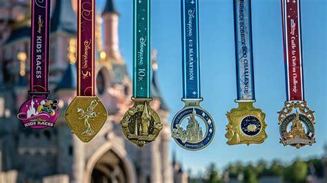 medals revealed  disneyland paris val