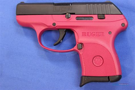 380 Ruger Lcp Raspberry