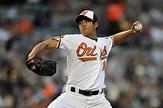 est100 一些攝影(some photos): Wei-Yin Chen / Chen Wei Yin , チェン , Baltimore Orioles . 陳偉殷