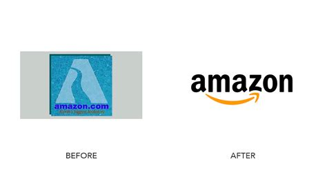 The Before & After Logos For America's Most Iconic