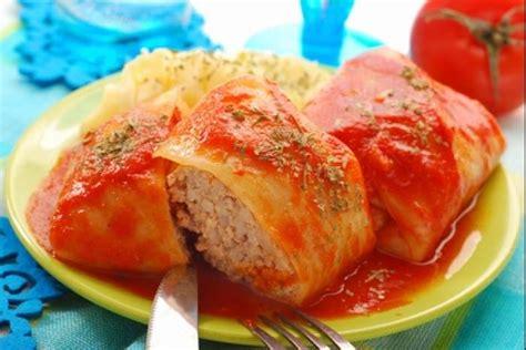 atelier de cuisine bordeaux recette de golabki chou farçi à la polonaise facile et