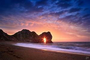 Through the Keyhole Durdle Door s sunrise revisited
