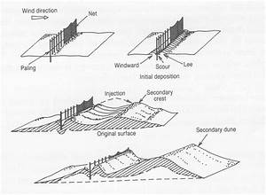 Sand Dune Formation Due To An Object