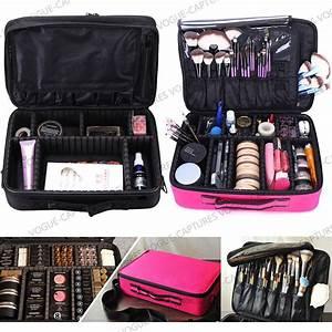 Pro Art Kitcase : pro large makeup bag cosmetic case storage handle organizer artist travel kit ebay ~ Sanjose-hotels-ca.com Haus und Dekorationen