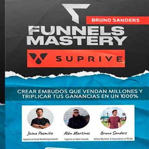 Curso Funnels Mastery – Bruno Sanders