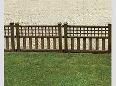 Garden Border Fencing Black — Jbeedesigns Outdoor
