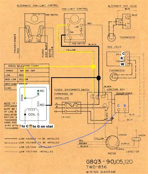 Lennox Furnace Manual Wiring Schematic