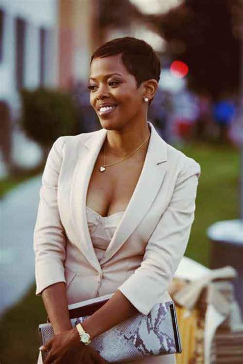 25 Short Haircuts For Black Women 2017 Short Haircut For