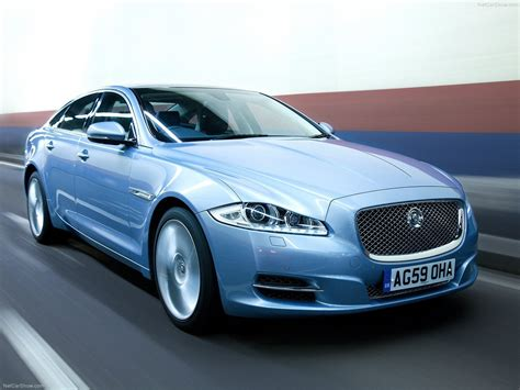 Blue Jaguar Cars Wallpapers