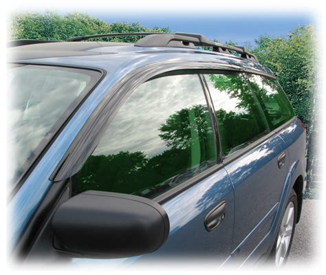 window visor rain guards