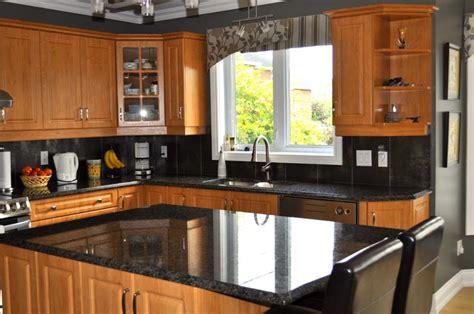 la cuisine du comptoir comptoirs en granite de différentes couleurs les artisans