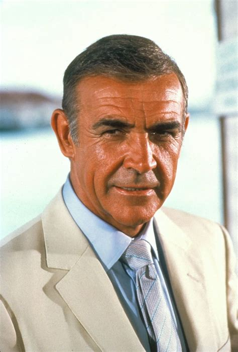 sean connery sean connery never say never again james bond 007