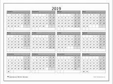Calendários de 2019 SD Michel Zbinden pt