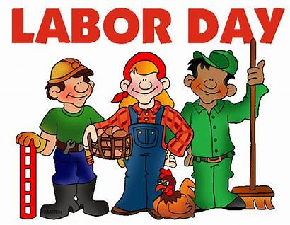 Labor Holidays Clip Banner Games Lesson Clipart