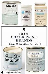 17 best ideas about chalk paint brands on pinterest With best brand of paint for kitchen cabinets with follow your dreams wall art