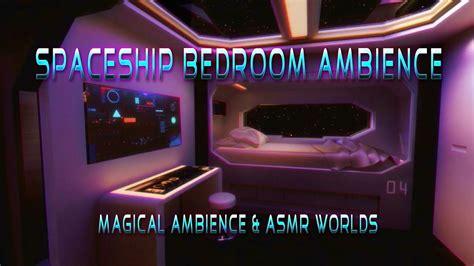 spaceship bedroom ambience animated art youtube