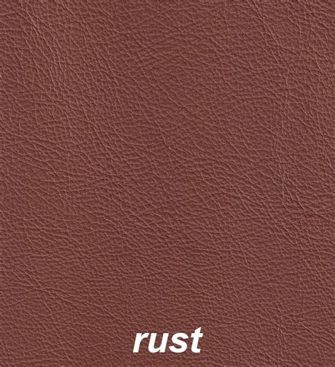what color is rust rust rub n restore is a brick colored dye for leather and