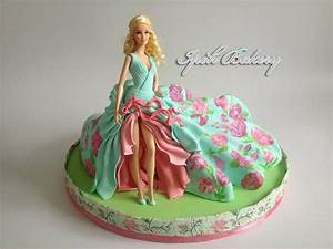 Glamorous Barbie Cake Designs