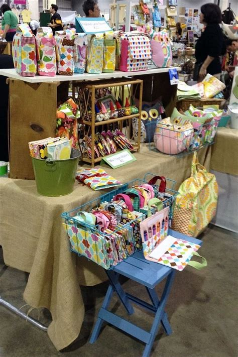 ideas  craft show table  pinterest craft