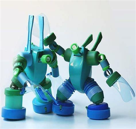 inovatif ide kreatif daur ulang botol plastik