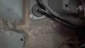 Citroen Xsara Picasso Abs Sensor  U0026 Pipe Into Engine