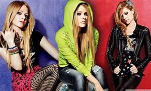Fondos de Pantalla HD Collage de Avril Lavigne - Taringa!