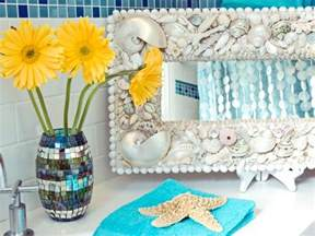 hgtv bathrooms ideas seashell bathroom decor ideas pictures tips from hgtv
