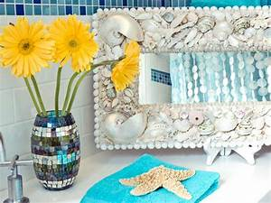 Seashell Bathroom Decor Ideas Pictures Tips From HGTV