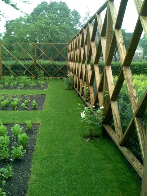 25 best ideas about deer fence on fence