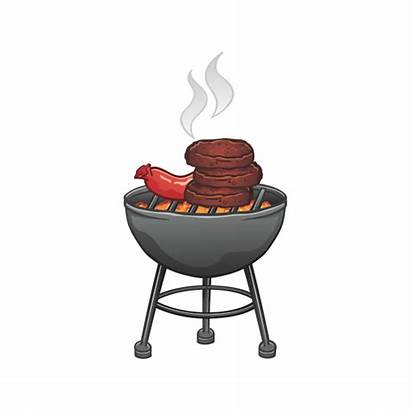 Grill Barbecue Bbq Stickers Sticker Decal Factory