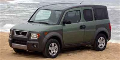 2003 Honda Element Pictures/photos Gallery