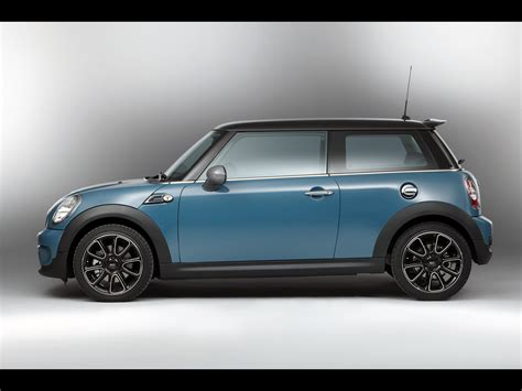 Mini Cooper Blue Edition Modification by 2012 Blue Mini Bayswater Side Wallpapers 2012 Blue Mini