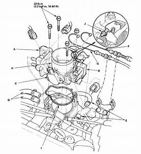 2005 Honda Civic Ex Throttle Body Diagram