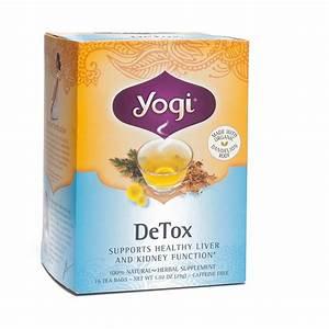 Detox Tea By Yogi Tea
