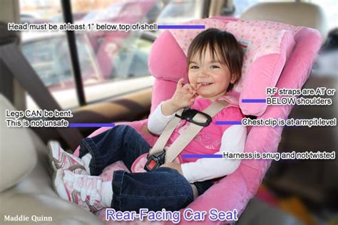 Important Car Seat Safety Tips  Bicultural Familia