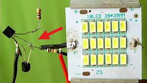 How To Wire Led Light Without Relay