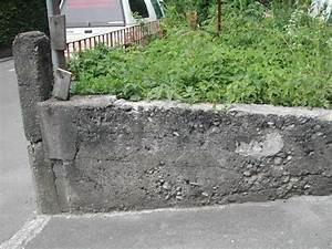 Gartenmauern Aus Beton : sanierung ~ Michelbontemps.com Haus und Dekorationen