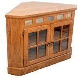 Wayfair Corner Media Cabinet by 1000 Ideas About Tv Stand Corner On Wood
